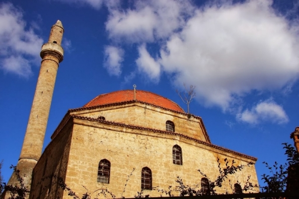 Edessa City Yeni Mosque