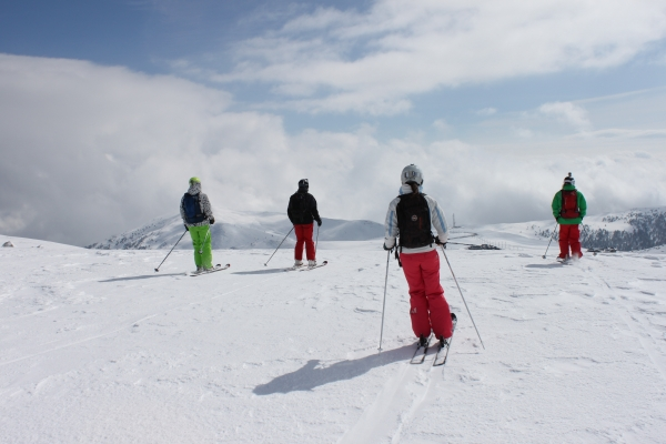 Kaimaktsalan Ski Center